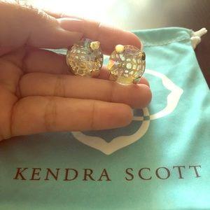 Kendra Scott Iridescent Studs